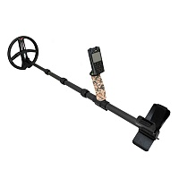Metal detector XP DEUS V5 with carbon handle and coil X35-22cm + remote