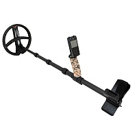 Metal detector XP DEUS V5 with carbon handle and coil X35-28cm + remote