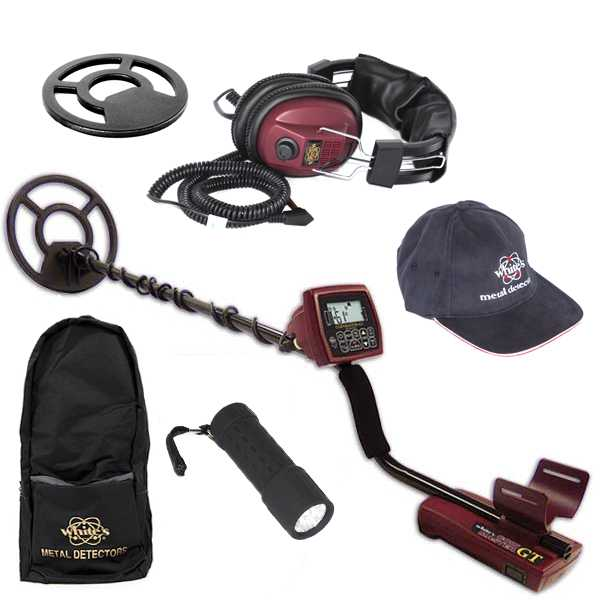 Jew Detector: Metal Detector White's CoinMaster GT With Many Gifts Promo